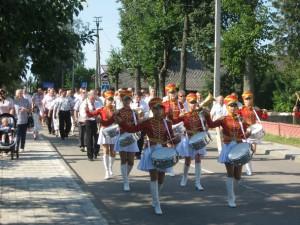 Празднование Дня независимости Республики Беларусь, 3 июля 2016г.
